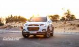Chevrolet Captiva Revv 2016 - cạnh tranh bằng công nghệ và an toàn