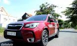 Subaru Forester 2017: Lựa chọn đáng giá