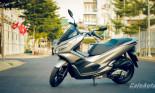 Honda PCX 2018 và dáng dấp của người đàn ông trưởng thành