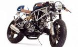 Ducati 750SS đẹp hơn với phong cách Cafe Racer