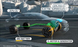 Kia rục rịch trình làng Optima T-Hybrid concept tại Paris