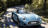 Ngắm concept tuyệt đẹp Mini Superleggera Roadster
