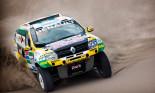Renault Duster trang bị động cơ gần 400 mã lực tham gia Dakar Rally 2016