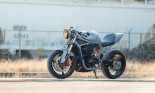 Ngắm bản độ Suzuki Bandit 600S đậm phong cách Cafe racer