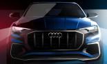 Lộ diện mẫu Audi Q8 dự kiến ra mắt Detroit Auto Show 2017