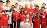 """Chevrolet Việt Nam """"đưa"""" huyền thoại Manchester United đến với người hâm mộ"""