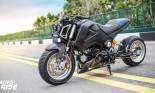 Chi tiết Honda MSX 125 độ hơn trăm triệu đồng tại Sài Gòn