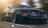 Rolls – Royce Wraith sẽ được trang bị cho cảnh sát
