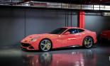 Ngắm Ferrari F12 Berlinetta diện bộ cánh Louis Vuitton được rao bán 4,3 tỷ đồng