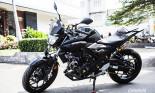 """Biker Việt chi mạnh độ Yamaha MT-03 """"ăn tết"""""""