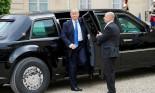 Donald Trump hào hứng khoe \'Quái thú\' tối tân với ông Kim Jong Un