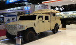 Khám phá mẫu xe quân sự Kia Light Tactical Vehicle (KLTV)