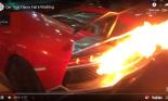 Màn ăn mừng 'quá trớn' của chủ nhân siêu xe Lamborghini Aventador được dưa tin trên báo quốc tế