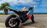 Ngắm Yamaha R25 đầy cá tính với vỏ độ mới