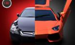 """Đầy bất ngờ với Honda Accord đời 2005 """"nhái"""" Lamborghini Aventador y hệt"""