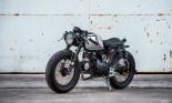 Ngắm Honda Monkey 125 độ phong cách Cafe Racer đầu tiên trên thế giới