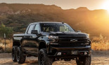 Chiêm ngưỡng bán tải Mỹ Chevrolet Silverado độ 6x6
