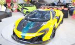 """Khai trương showroom siêu xe """"cực khủng""""  đầu tiên tại Việt Nam với dàn xe giá trị trăm tỷ"""