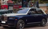 Chiêm ngưỡng vẻ đẹp sang trọng của Rolls-Royce Cullinan đầu tiên về Việt Nam