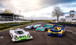 Lịch sử Porsche 917 và những phiên bản ấn tượng