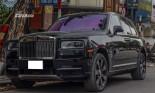 """""""Đại gia điếu cày"""" Lê Thanh Thản mang Rolls-Royce Cullinan hơn 45 tỷ xuống phố"""