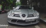 """""""Mũi tên bạc"""" Mercedes-Benz SLR McLaren độc nhất Việt Nam xuống phố"""