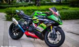 Diện kiến Kawasaki ZX-6R 2013 cực hiếm tại Việt Nam