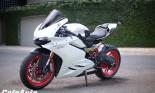Ngắm Ducati 959 panigale tuyệt đẹp cùng loạt đồ chơi hàng hiệu