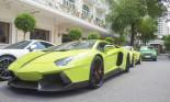 """Aventador LP700-4 cùng Aston Martin V8 Vantage xuống phố với màn lột xác """"đau mắt"""""""