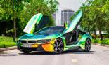 """""""Xe dân chơi"""" một thời BMW i8 vẫn có giá hơn 4 tỷ sau 5 năm: liệu có đáng?"""