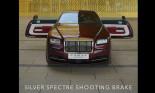 Cực phẩm Rolls-Royce lột xác thành 'shooting brake' siêu độc
