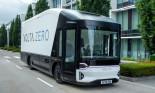 Volta Zero - Xe tải chạy điện mang cảm hứng siêu xe McLaren