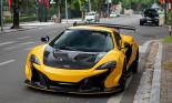 McLaren 650s độ Liberty Walk 150.000$ thứ 2 tại Việt Nam bất ngờ xuất hiện tại thủ đô