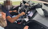 Xe điện hạng sang Mercedes-Benz EQS lộ nội thất?