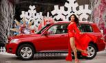 Mua Mercedes-Benz dịp Giáng sinh, hưởng ưu đãi suốt năm