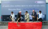 Mercedes - Benz An Du khai trương chi nhánh mới tại Hải Phòng