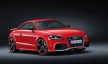 Audi nâng cấp sức mạnh với TT RS Plus