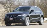 Audi Q5 face-lift lộ toàn thân