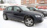 Audi Q6 lộ diện trên đường thử