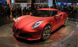 Maserati sắp sản xuất Alfa Romeo 4C