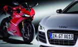 """Audi chính thức """"thâu tóm"""" Ducati"""
