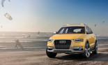Audi ra mắt Q3 Jinlong Yufeng