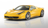 Novitec Rosso nâng cấp Ferrari 458 Italia Spider