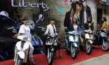 Piaggio Việt Nam hỗ trợ khách hàng mua xe Liberty