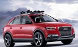 Audi mang Q3 hoàn toàn mới tới Worthersee Tour 2012
