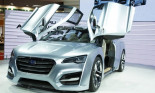 Advanced Tourer Concept bản xem trước của Subaru WRX