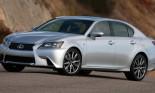 Lexus thu hồi GS 2013