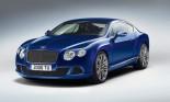 Bentley hé lộ thông tin Continental GT Speed trước ngày ra mắt