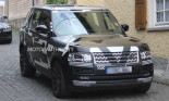 Land Rover Range Rover sắp ra mắt phiên bản 2013
