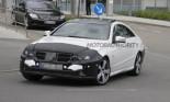Mercedes-Benz E Class Coupe lộ diện